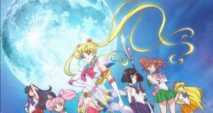 Sailor Moon Crystal imagen destacada