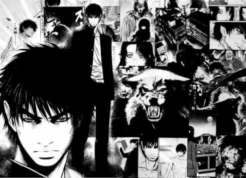 Review manga Wolf Guy