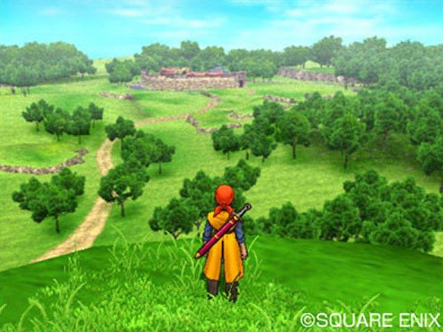 Dragon Quest 30 años