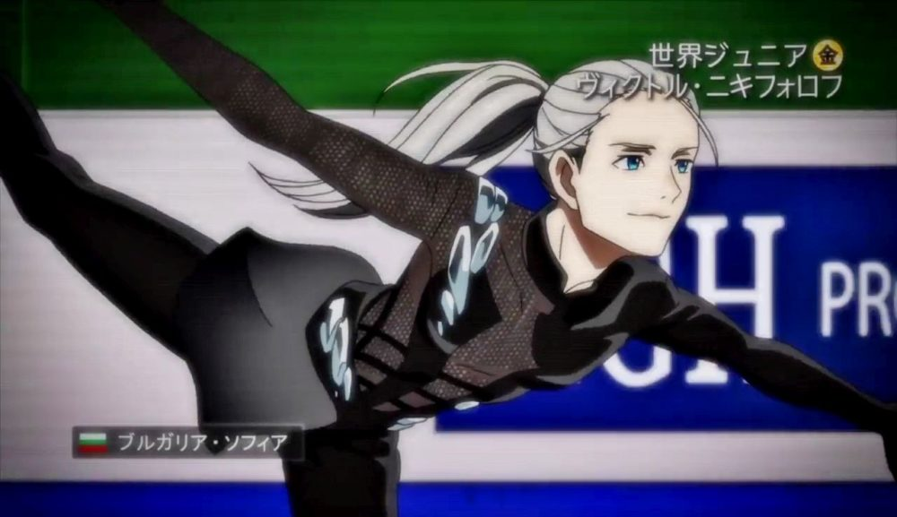 Review anime Yuri On Ice