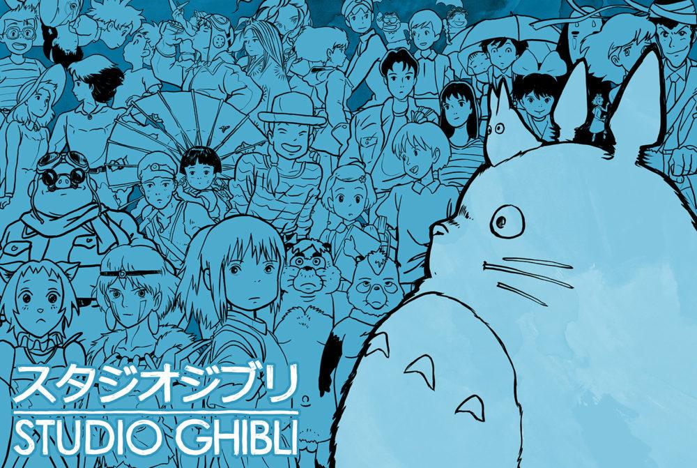 Vértigo Films y Studio Ghibli