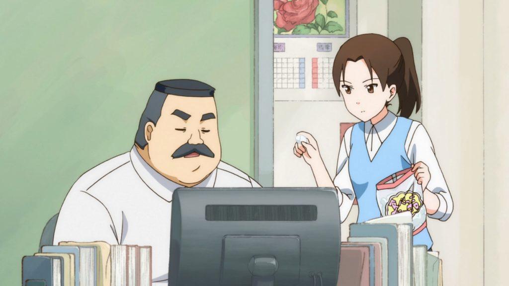 Animes corto: Ojisan to Marshmallow