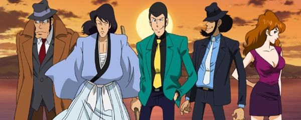 Seijun Suzuki y Lupin III