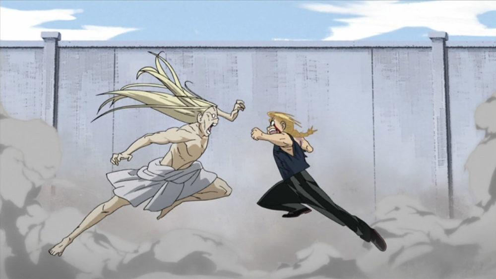 Mejores peleas, Edward vs. Father