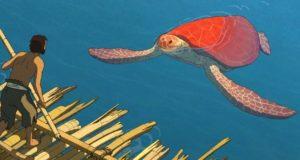 'La tortuga roja', coproducción de Ghibli, gana un premio Annie