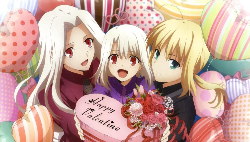 Series anime para ver en San Valentín