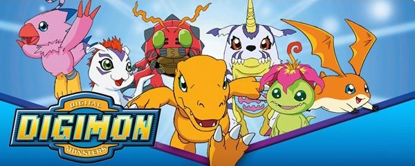 Series anime favoritas: 'Digimon Adventure 01'