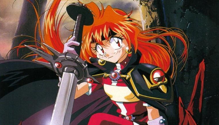 Mujeres anime: Reena Inverse