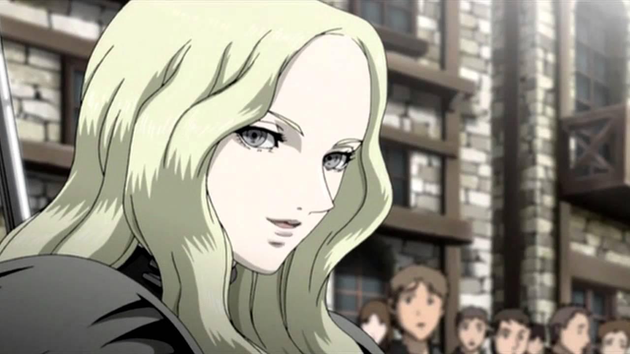 Mujeres anime: Teresa