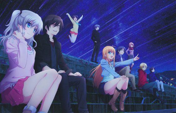 Series anime favoritas: 'Charlotte'