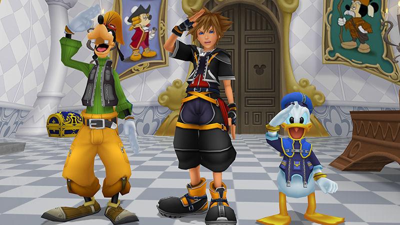 Kingdom Hearts 3 Re:Mind, fecha lanzamiento