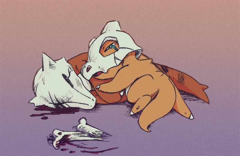 Pokémon: Cubone