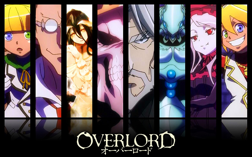 Overlord datos