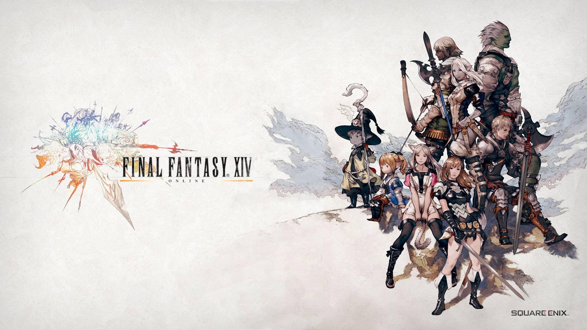 Nueva actualización Final Fantasy XIV
