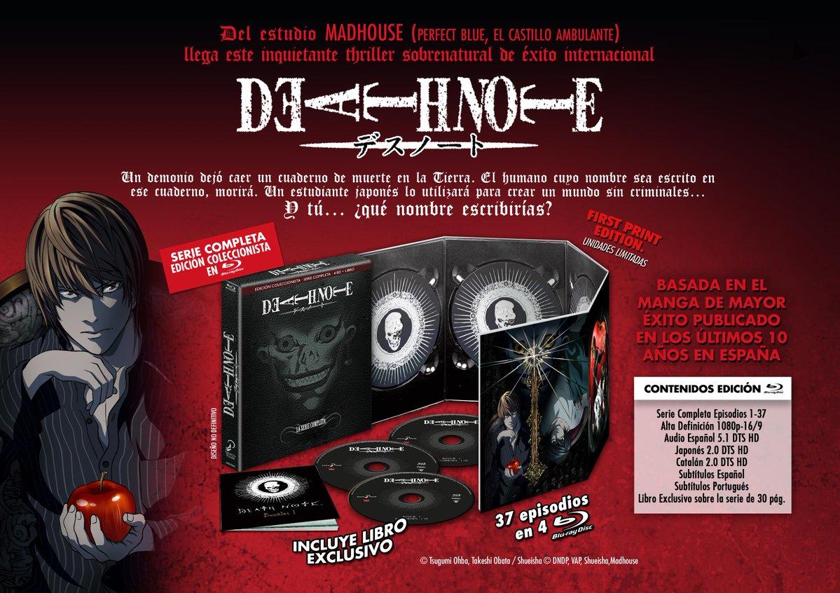 Selecta Visión: Death Note