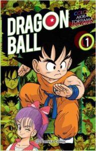 Dragon Ball Color Origen