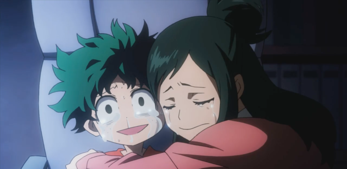 Boku no Hero: Izuku e Inko