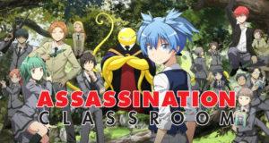 Assassination Classroom Selecta Visión imagen destacada