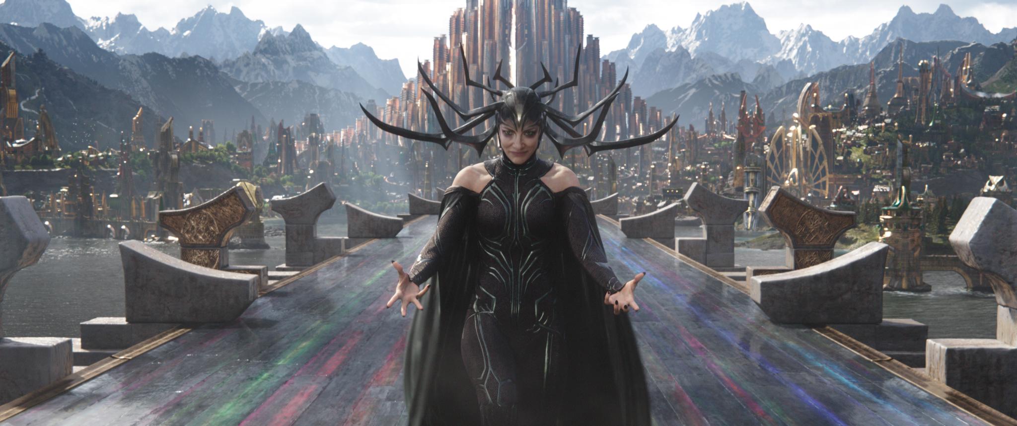 Cate Blanchett Thor 3 Ragnarok