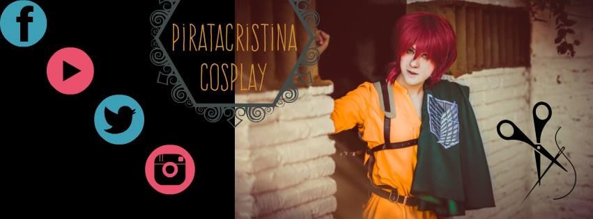 Piratacristina Cosplay