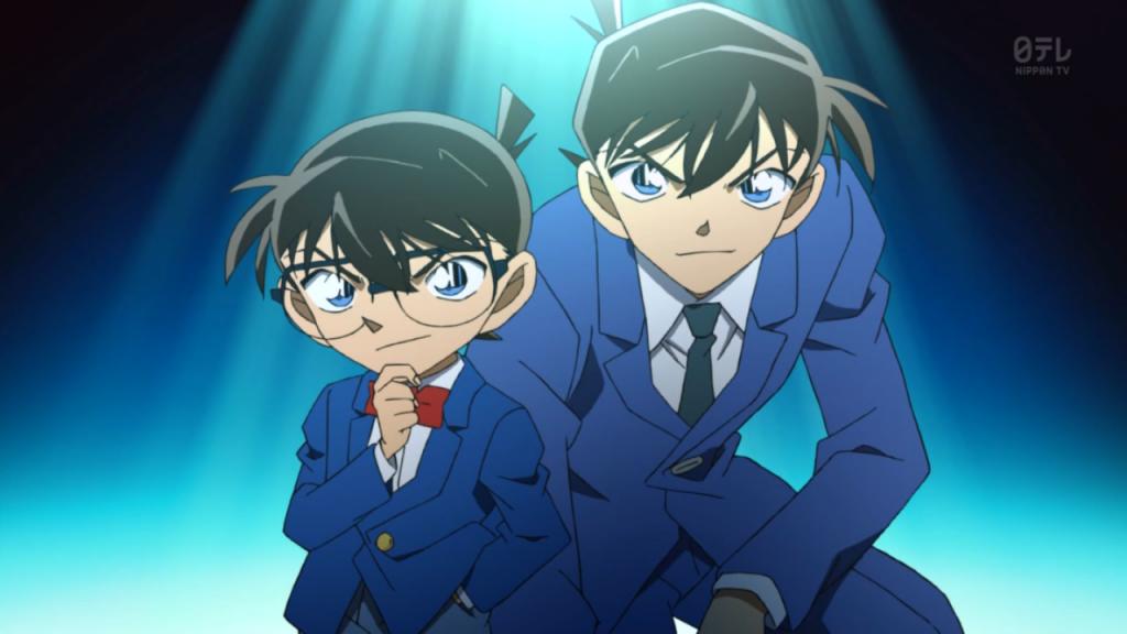 Detective Conan Wild Police