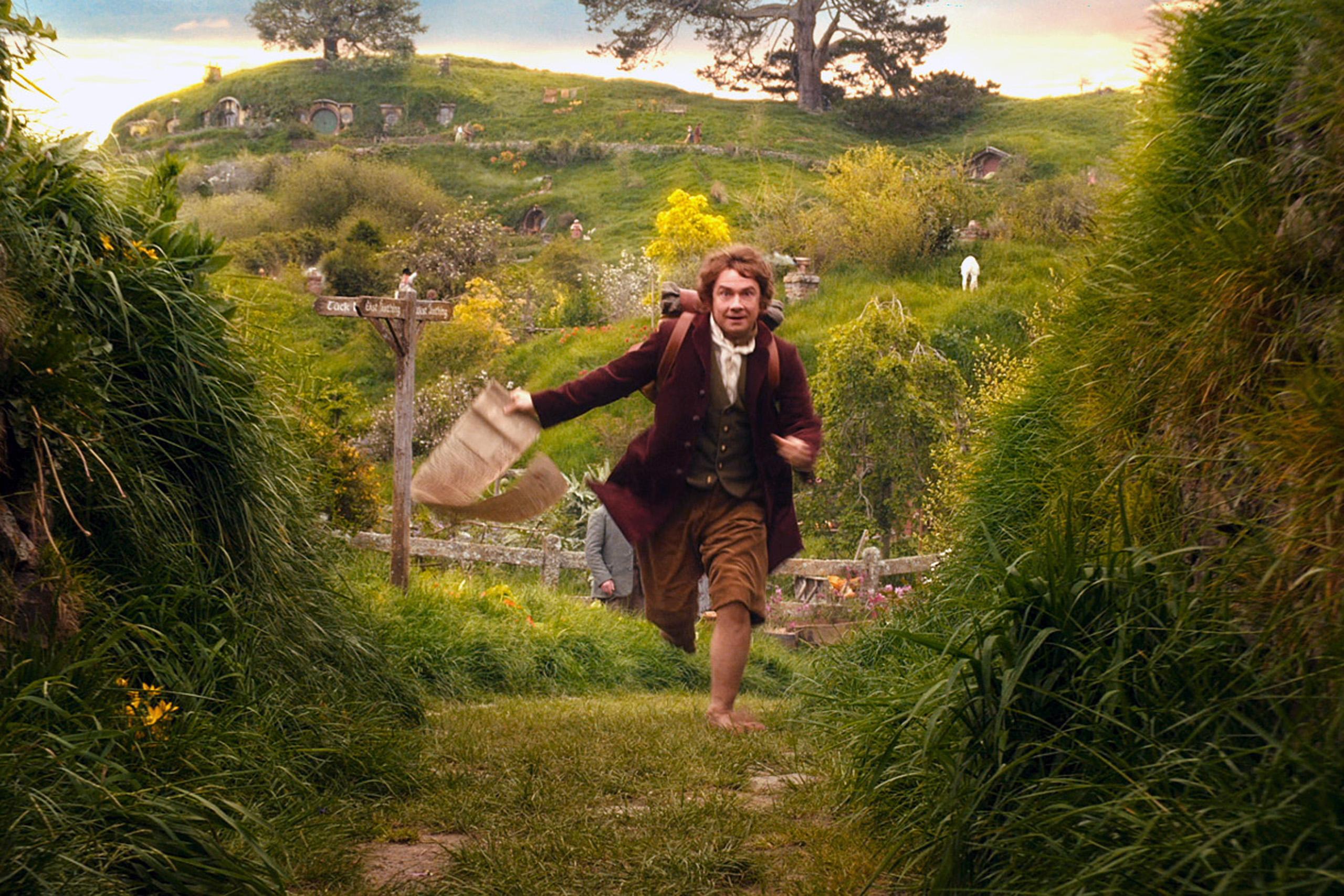 El Hobbit El Señor de los Anillos