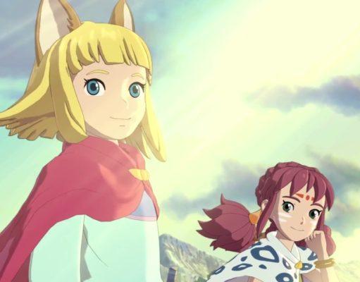 Ni no Kuni película anime imagen destacada