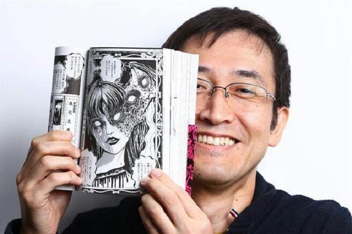 Junji Ito y Ningen Shikkaku