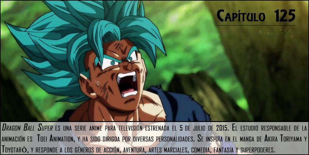 Dragon Ball Super análisis episodio 125