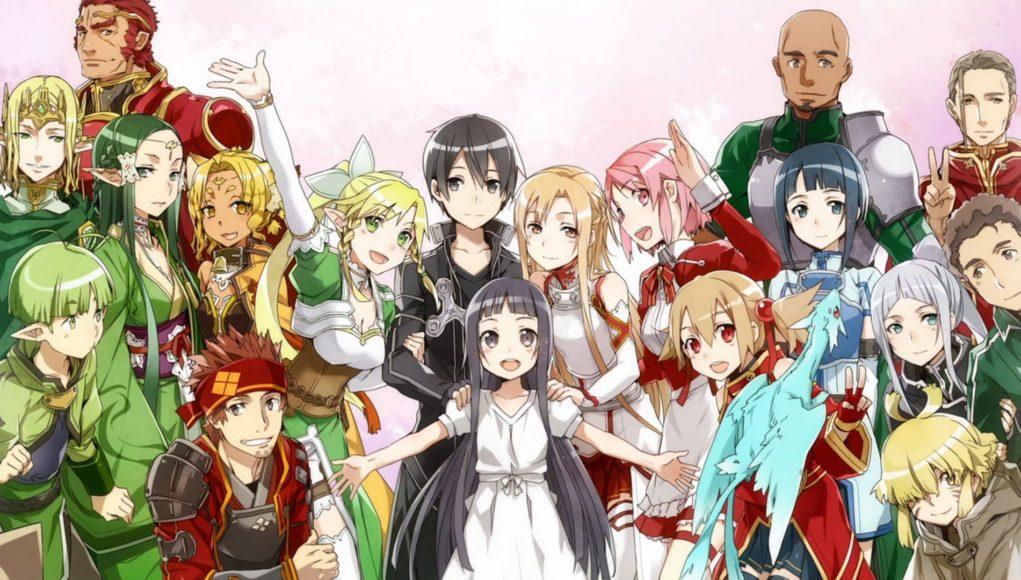 Sword Art Online datos