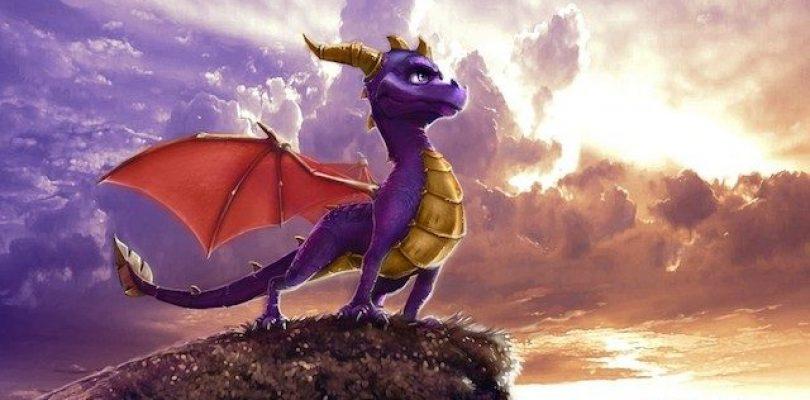 Spyro Trilogy Remastered este 2018