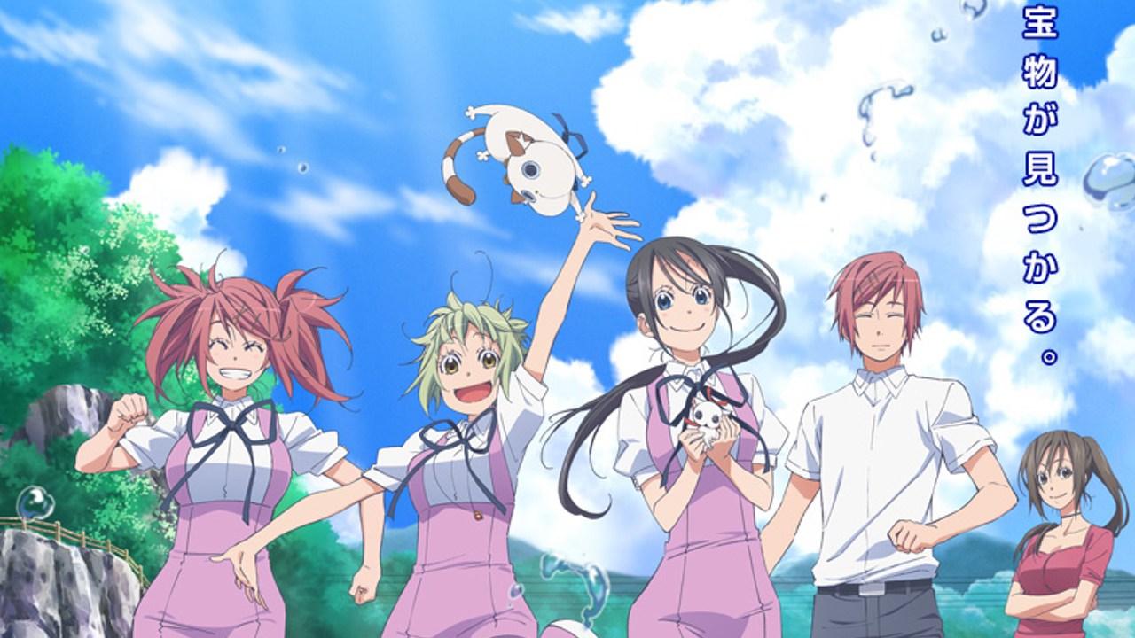 guia series anime primavera 2018