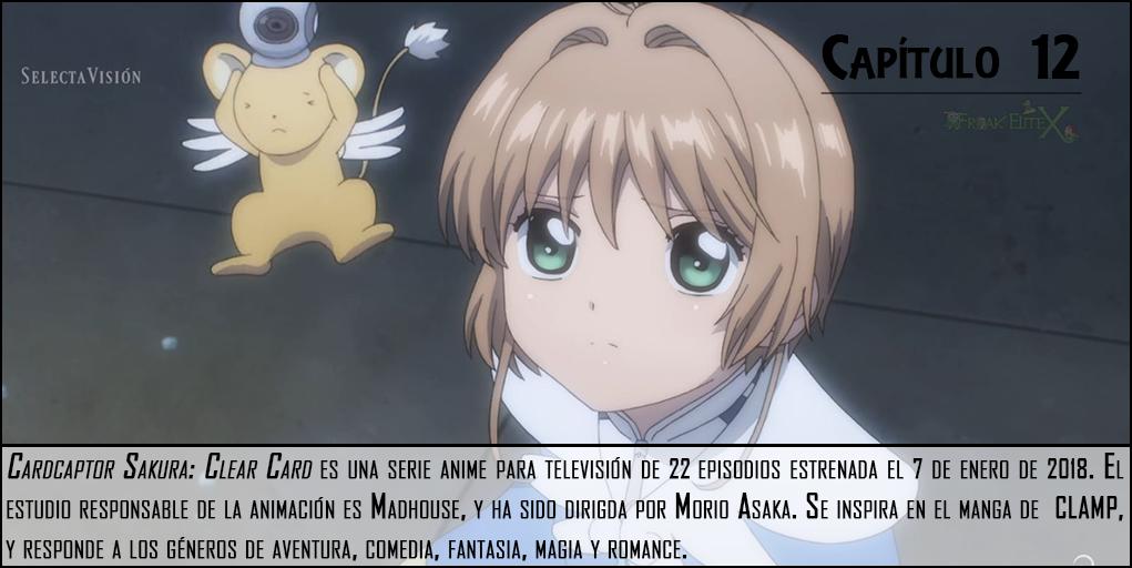 Cardcaptor Sakura Clear Card análisis episodio 12