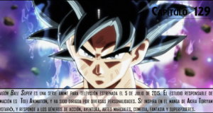 Dragon Ball Super análisis episodio 129
