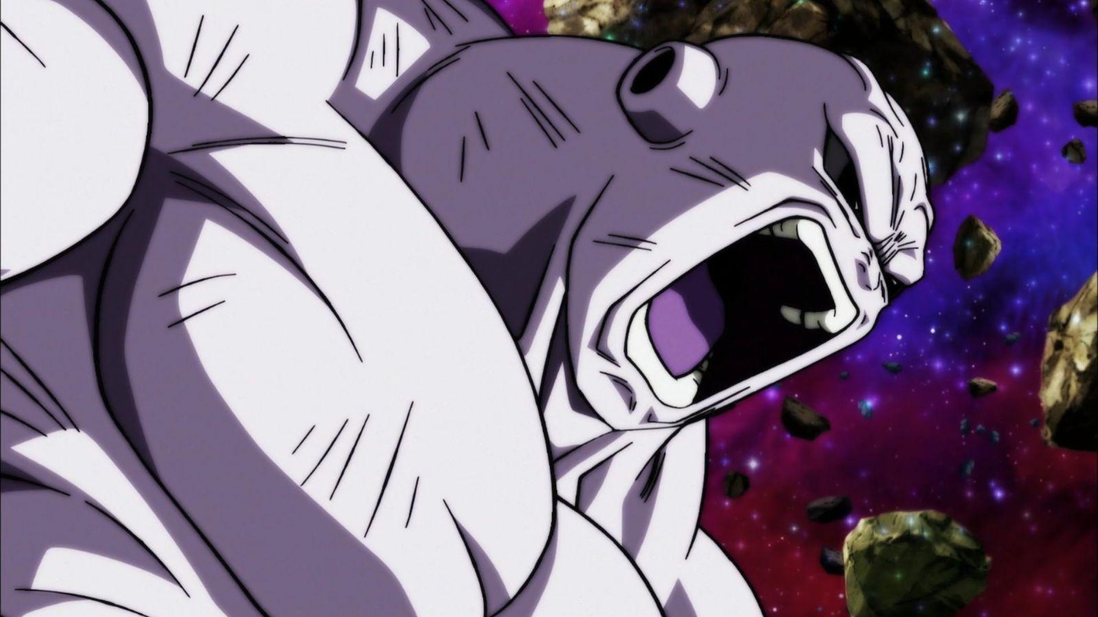 Los personajes más poderosos de Dragon Ball   Jiren