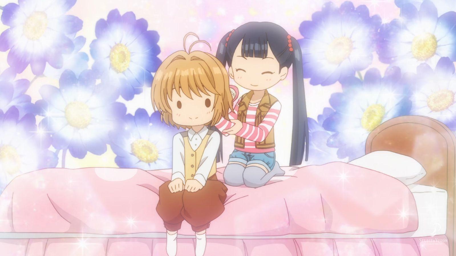 Cardcaptor Sakura Clear Card análisis episodio 14