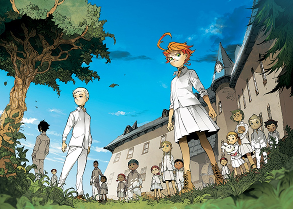 Datos sobre The Promised Neverland