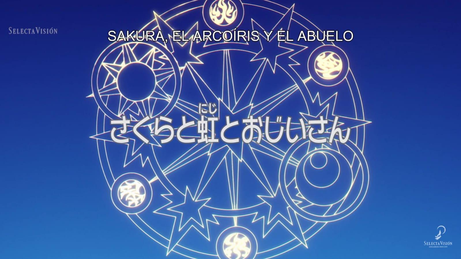 Cardcaptor Sakura Clear Card análisis 20 Título