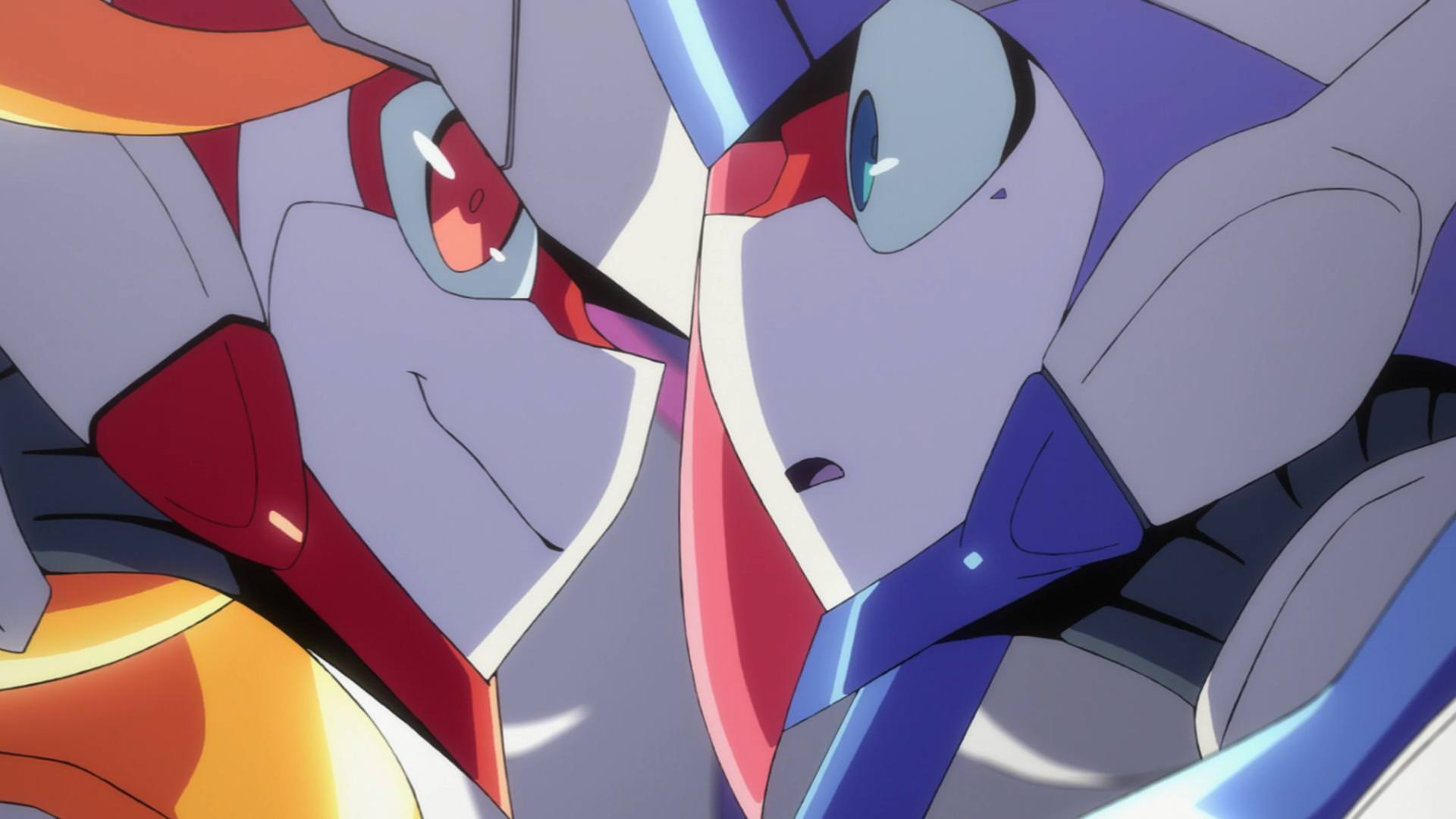 DARLING in the FRANXX análisis