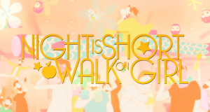 Night is Short, Walk on Girl trailer