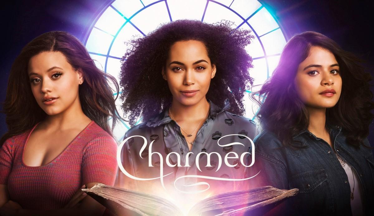Cartel promocional de Charmed // ComicBook.com