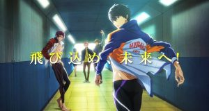 Free! Dive to the Future teaser
