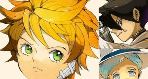 Promised Neverland reparto adicional datos