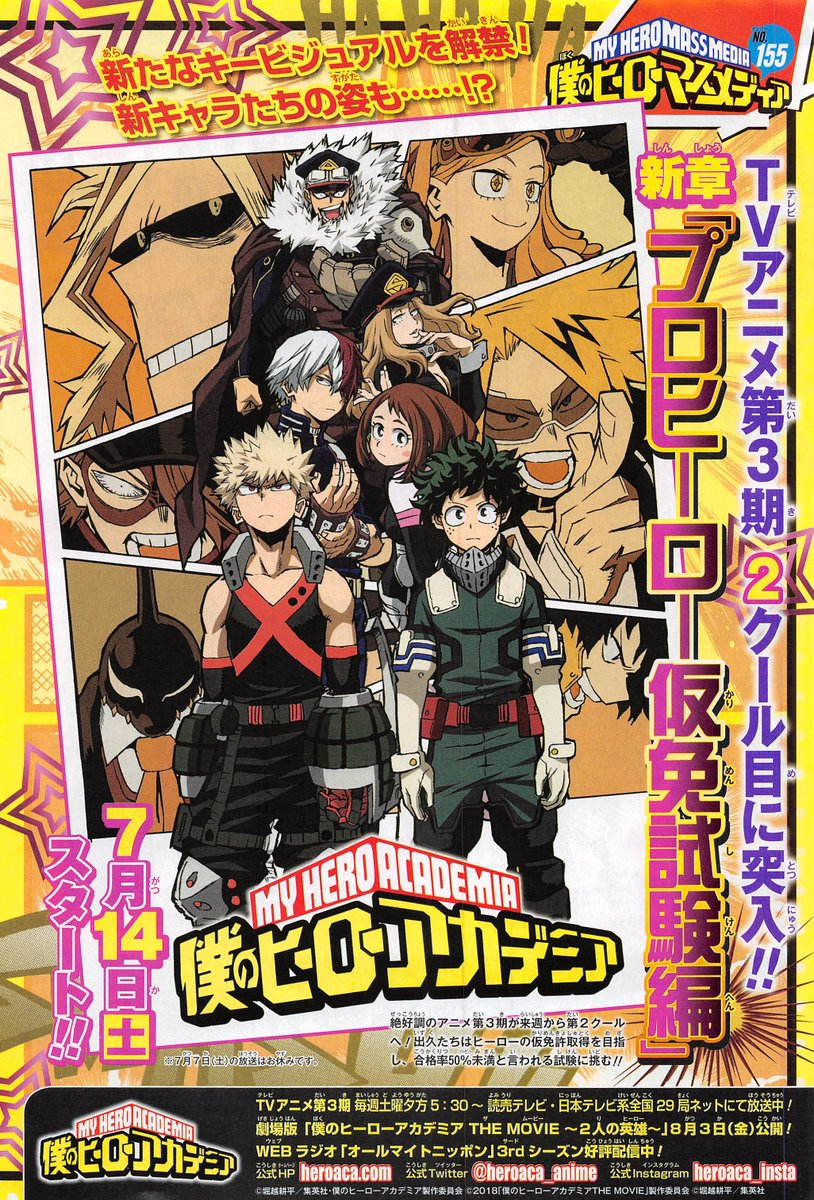 Boku No Hero Academia imagen