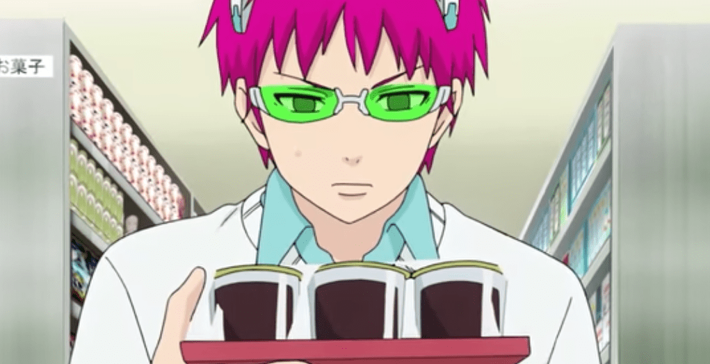 The Disastrous Life of Saiki K. destacada