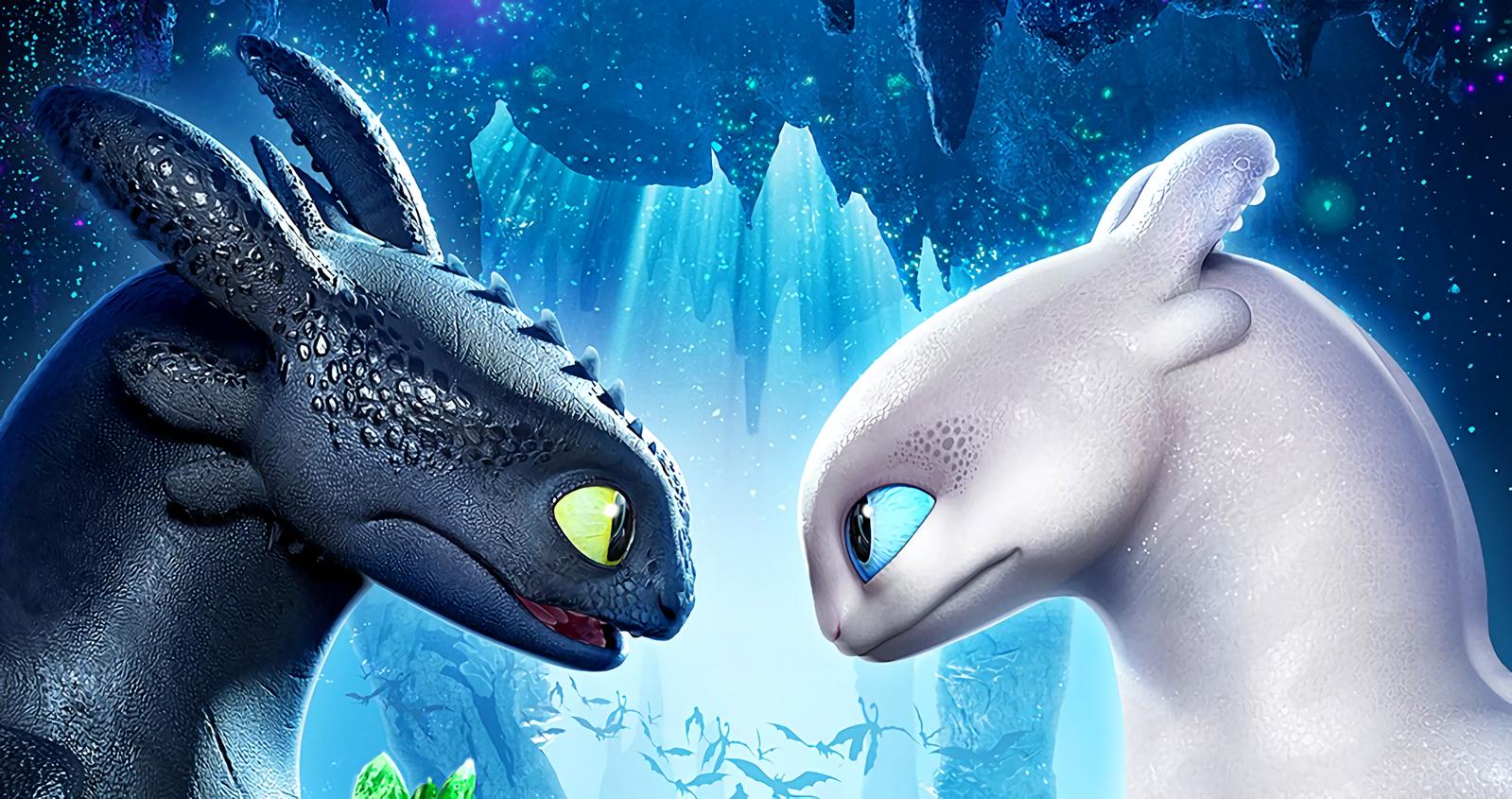 Imagen del póster de Como Entrenar a tu drágon 3 // CineMedios