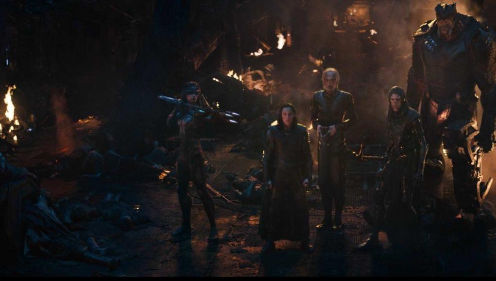 Loki Infinity War