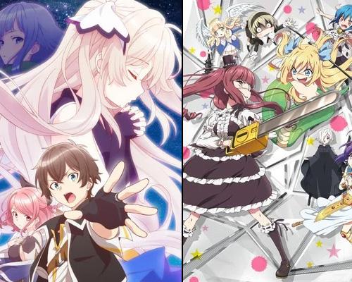 Jashin-chan Dropkick y Seven Senses of the Re'Union