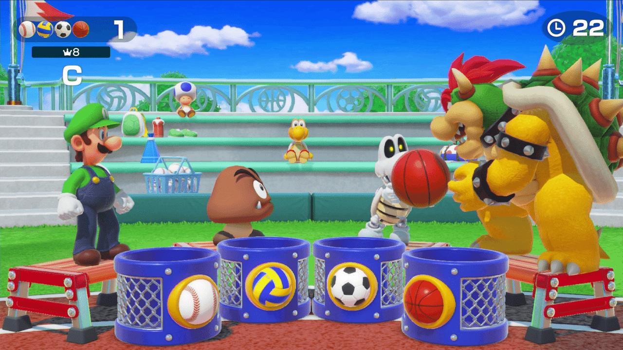 Captura Super Mario Party