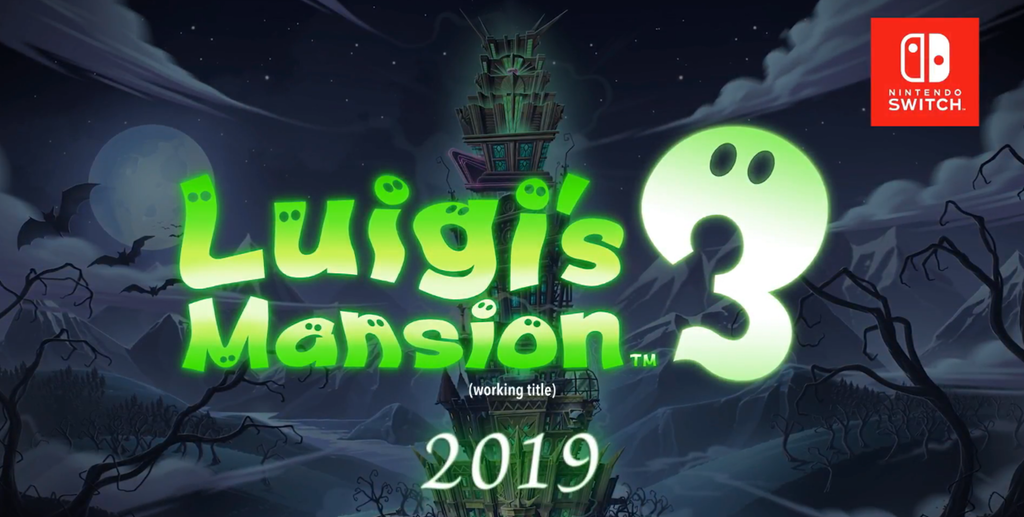 Captura Luigi's Mansion 3
